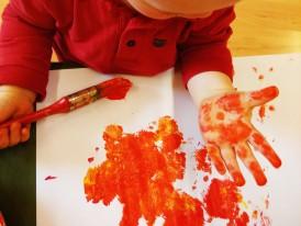 La pittura è una delle nostre attività